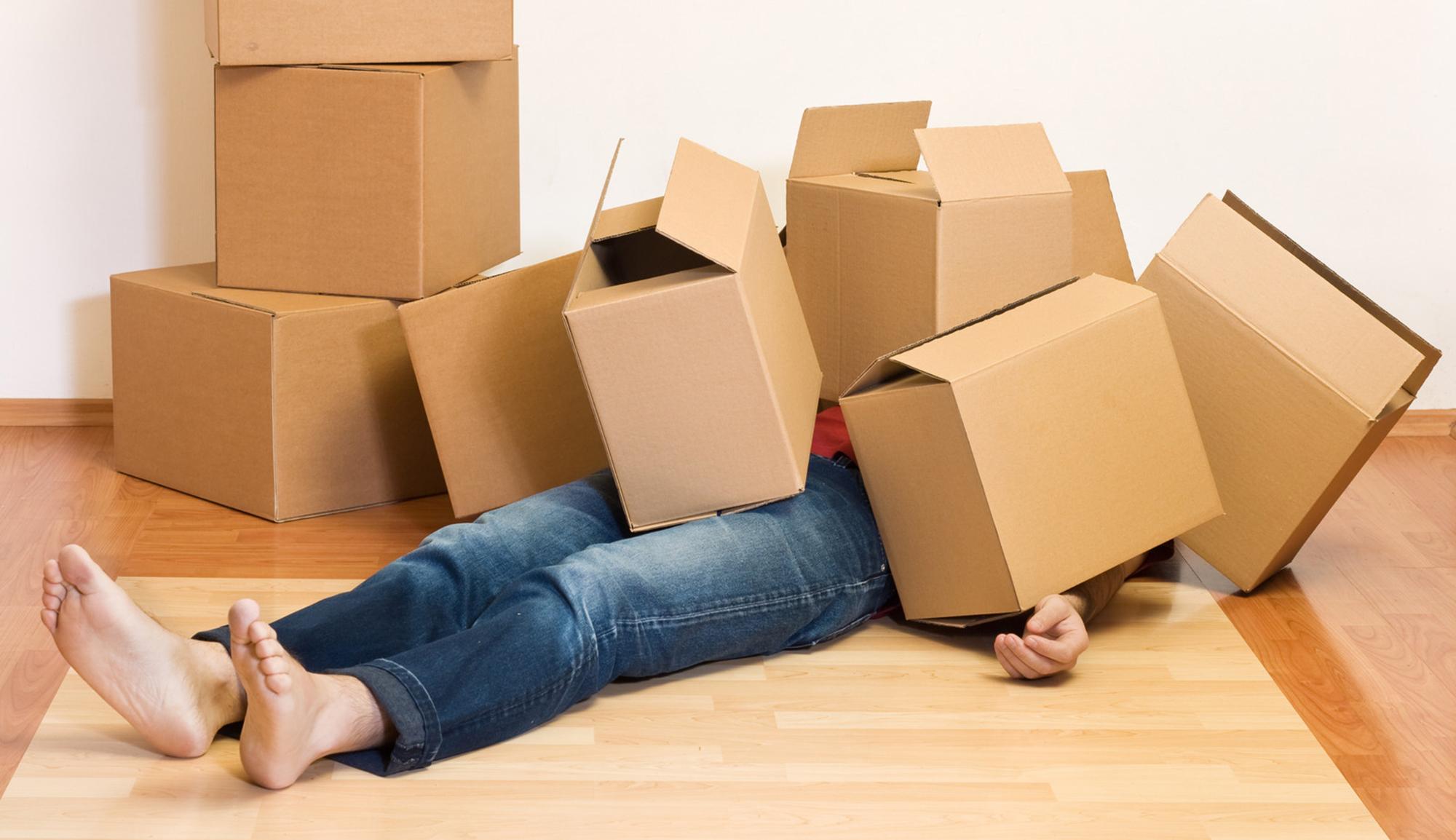 Packing Box's can be a headache