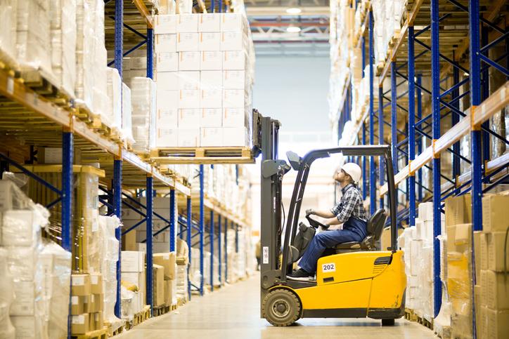 Commercial Warehouse Storage Rhode Island