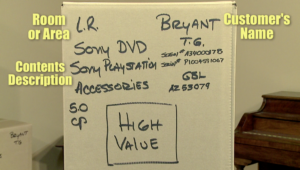 Image of a perfectly labeled Arpin of RI carton