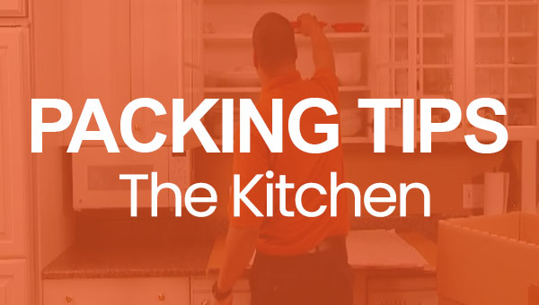 Packing Tips The Kitchen